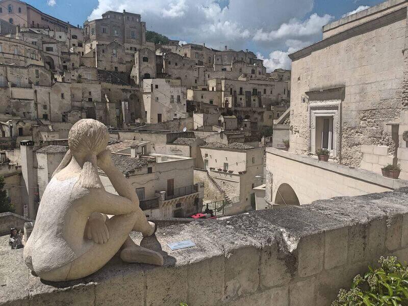 Matera – miasto w skale – Apulia