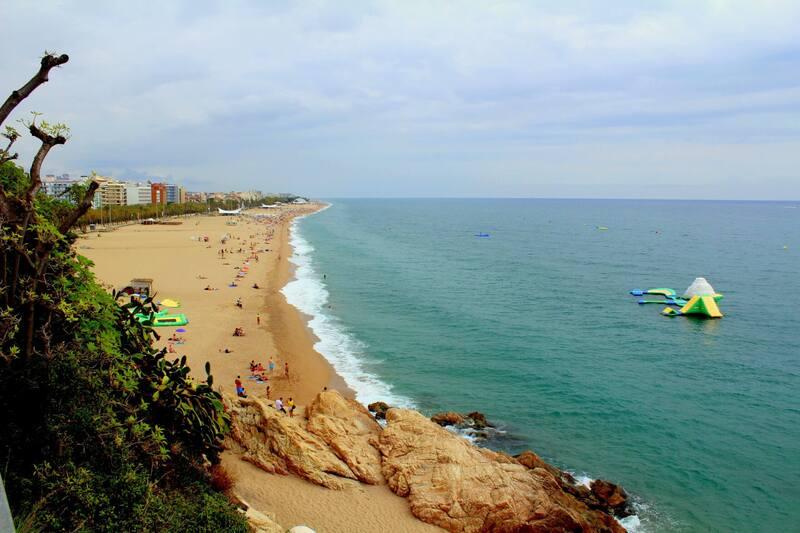 Plaża L'Escala  – Costa Brava, Hiszpania