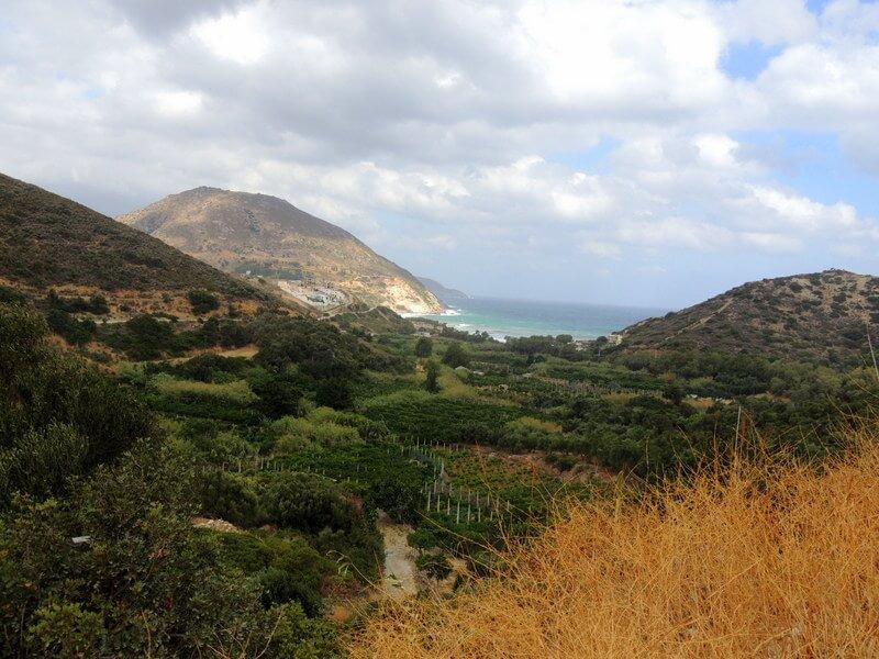 Wąwóz Samaria – Chania, Kreta, Grecja.