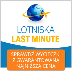 lotniska last minute